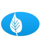 New Harbinger logo blue oval