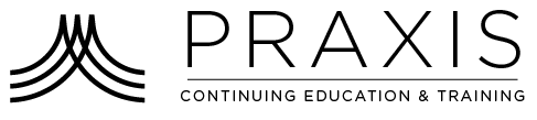Praxis Continuing Education and Training Logo
