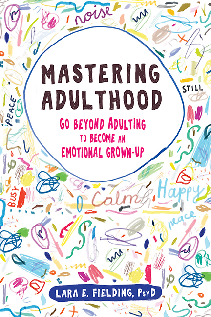 Mastering Adulthood Cover