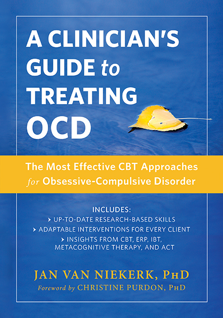 A Clinician's Guide to Treating OCD Cover