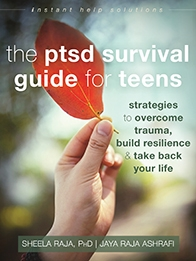 the ptsd survival guide for teens cover