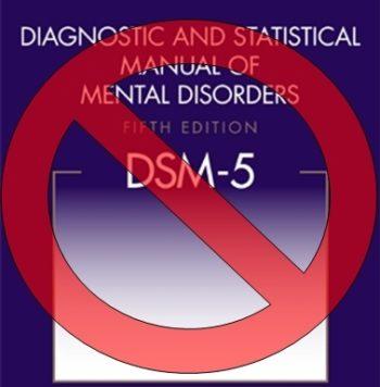 Goodbye to the DSM-V