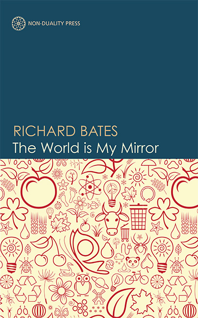 The World is My Mirror Cover