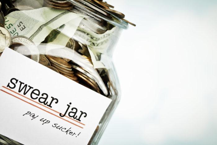 Swear jar image