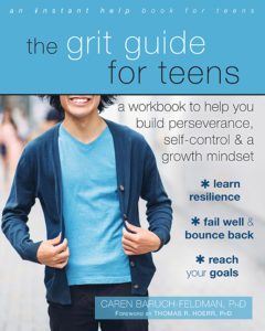 The Grit Guide for Teens cover