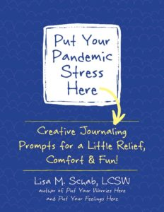 Put Your Pandemic Stress Here cover