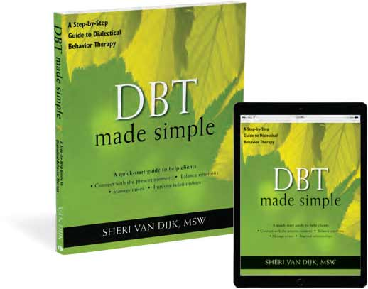 DBT Made Simple book cover image