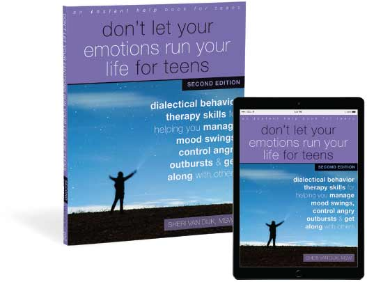 Don't Let Your Emotions Run Your Life for Teens, Second Edition book cover image